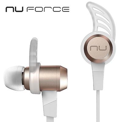 【美國NuForce】BE6i藍牙無線防水入耳式耳機