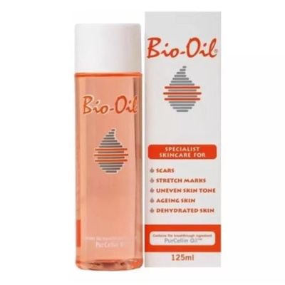 Bio-Oil   รักษาแผลเป็น รอยแตกลาย