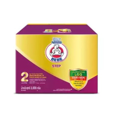 Bear Brand Advance Protextion | นมผง ตราหมี สูตร 2