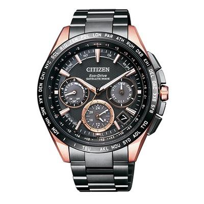 CITIZEN 星辰光動能鈦衛星計時腕錶 錶 CC9016-51E