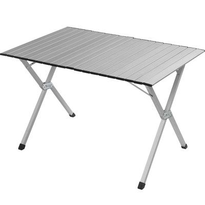 【ATUNAS 歐都納】XYT-010鋁合金蛋捲餐桌(A-D1501)