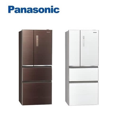 【Panasonic 國際牌】500公升四門變頻冰箱(NR-D500NHGS)