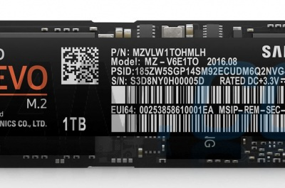 【SAMSUNG 三星】SSD 960 EVO NVMe 250GB/M.2 PCle