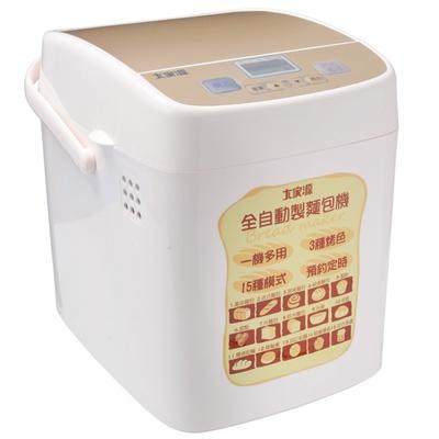 大家源 全自動製果醬/優格/肉鬆/製麵包機750G/500G TCY-3502