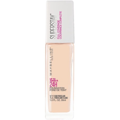 Maybelline   Superstay 24H Full Coverage Foundation 30ml