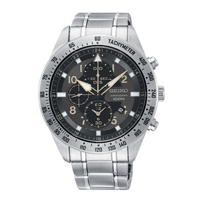 Seiko |  Chronograph Men Watch SNDH31P1