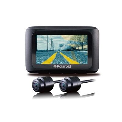 Polaroid寶麗萊 GPS機車行車紀錄器 蜂鷹MS273WG