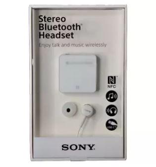 Sony Sterio Bluetooth รุ่น SBH24