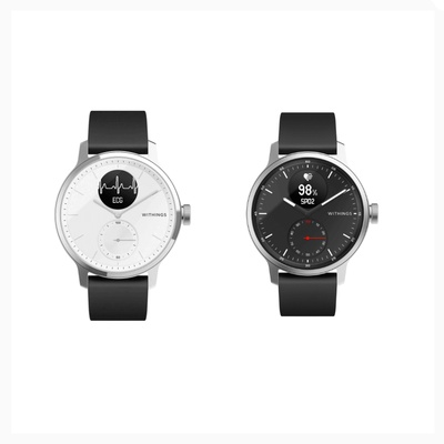 Withings   Scanwatch 心臟健康監測 智能手錶 42mm