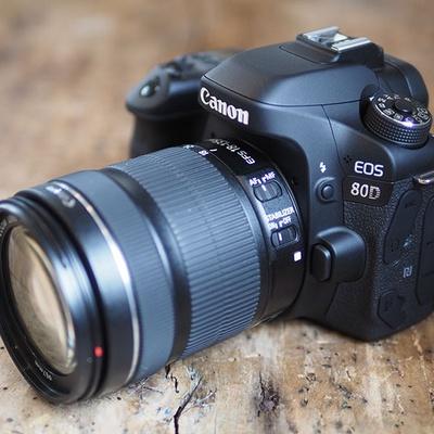 Canon EOS 80D 數位單眼相機公司貨