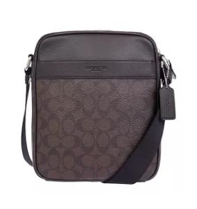 COACH | กระเป๋าสะพายข้างสำหรับผู้ชาย Coach Men's shoulder bag diagonally cliff F54788