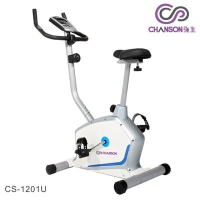 【強生CHANSON】家用豪華磁控健身車(CS-1201U)