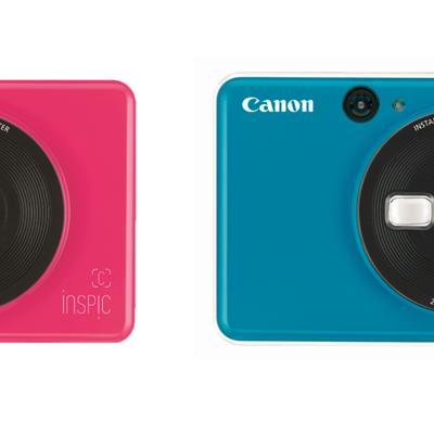 【Canon 佳能】CV-123A 拍可印相機