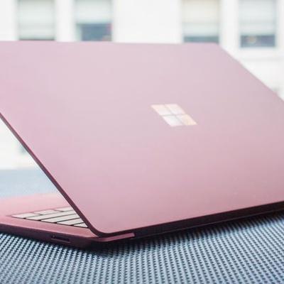 【Microsoft 微軟】Surface Laptop (i7/8G/256G)
