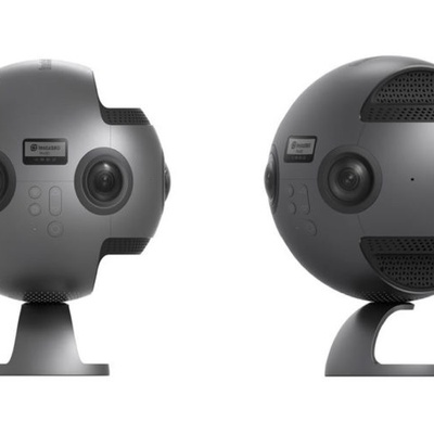 【Insta360】Insta360 PRO 8K VR 專業級360°全景相機