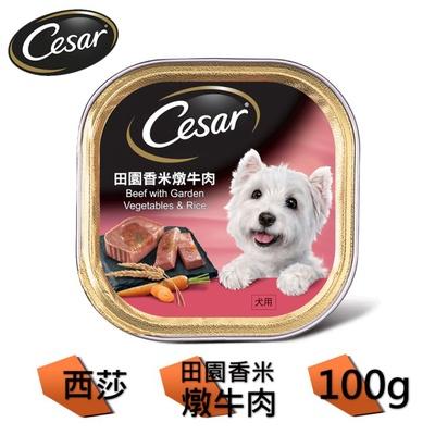 【Cesar 西莎】田園香米燉牛肉口味