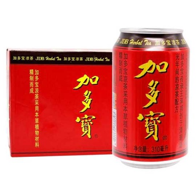 Jia Duo Bao | Herbal Tea Drink 330ml 加多宝