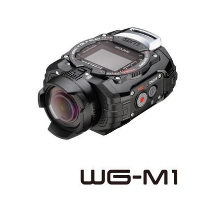 【RICOH 理光】WG-M1 防水運動型攝影機