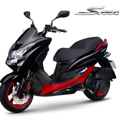 Yamaha 山葉機車 SMAX 155