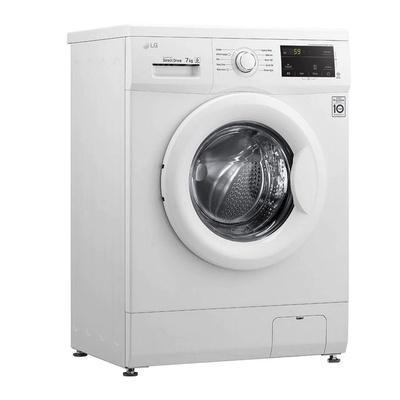 LG   เครื่องซักผ้าฝาหน้า ระบบ Inverter ขนาด 7 กก. รุ่น FM1207N6W