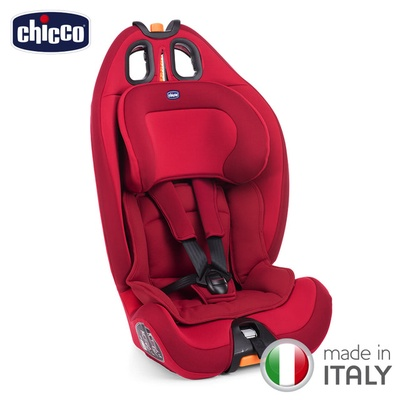 【Chicco】Gro-Up 123成長型安全汽座