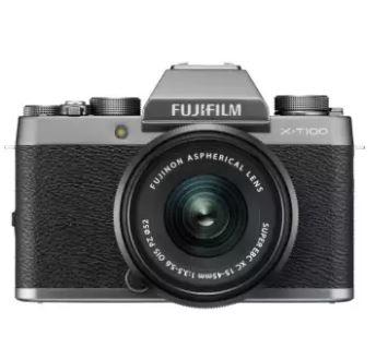 กล้อง Fujifilm XT100 kit 15-45mm