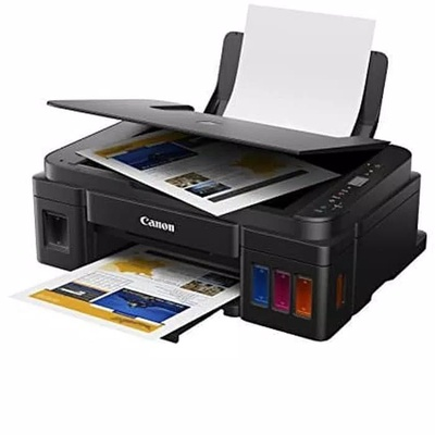 CANON | G2010 All In One Ink Tank Printer (Print, Scan, Copy)