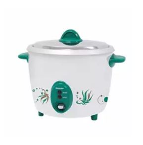 Sharp หม้อหุงข้าว KSH-D06 Rice Cooker 0.6 Litre