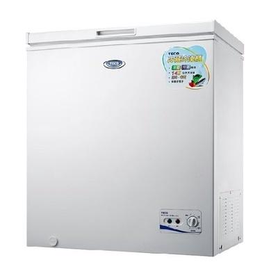 TECO東元 192公升單門上掀式冷凍櫃RL1988W