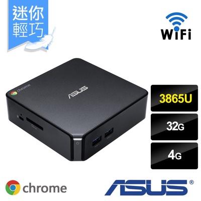 【ASUS 華碩】CHROMEBOX 3-386YWGA 迷你電腦