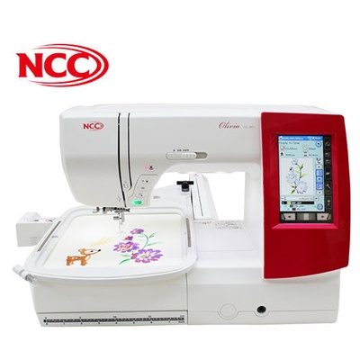 NCC  喜佳 Olivia電腦刺繡縫紉機CC-1871