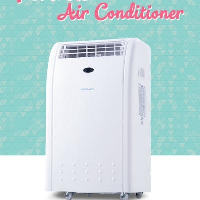 美國Frigidaire富及第 3坪移動式空調冷暖型 (FAC-20CPH)