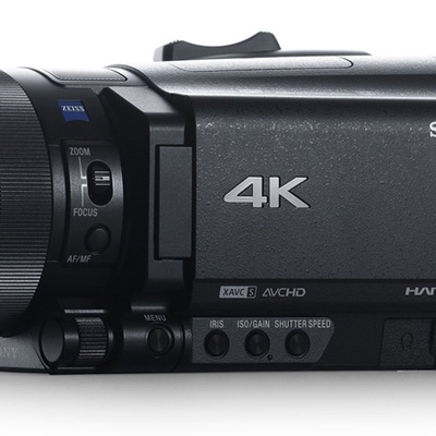 【SONY 索尼】FDR-AX700 4K攝影機