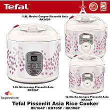 Tefal RK106P Micro-computerized Rice Cooker