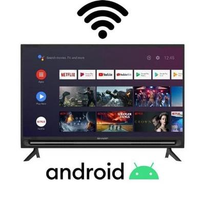 SHARP | 2T-C32BG1i LED TV Android 32