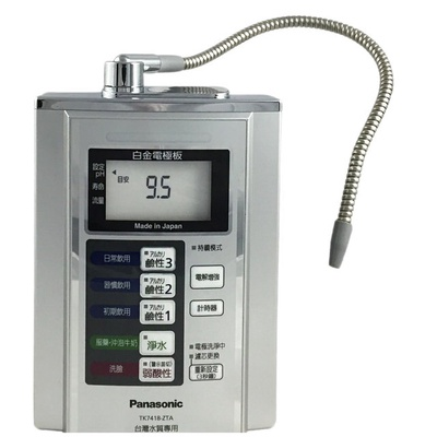 【Panasonic 國際牌】鹼性離子淨水器(TK-7418 ZTA)