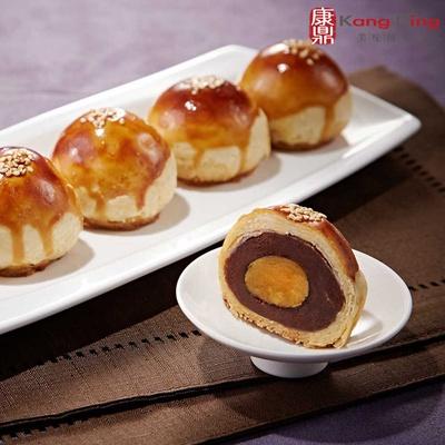 【卡茲尼】手作蛋黃酥禮盒