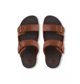 FITFLOP | รองเท้าแตะ รุ่น Fitflop Gogh Moc Slide In Leather