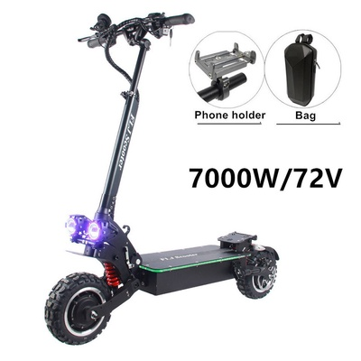 FLJ | Electric Scooter with Dual motors engines 7000w/72v