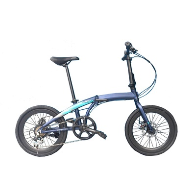 Java | Zelo V2 20-inch Foldable Bicycle