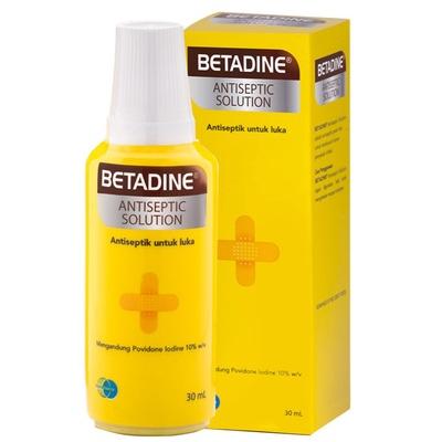 Betadine | Antiseptic Solution (60ml)