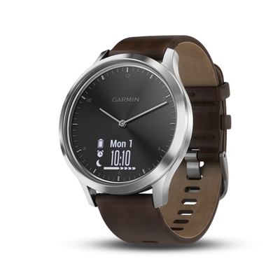 【Garmin】Vivomove HR 時尚智慧腕錶