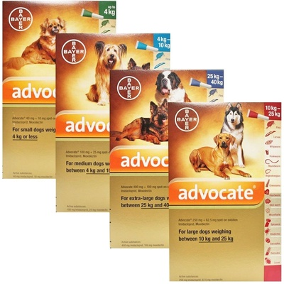 BAYER | Advocate Flea & Tick for Dogs