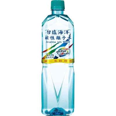 【台鹽】海洋鹼性離子水 1500ml