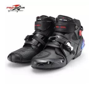 pro biker   รองเท้าสำหรับขับขี่จักรยานยนต์ a9003