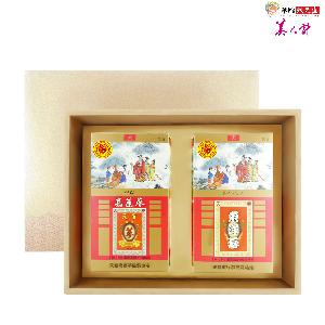 華陀扶元堂 天官雙蔘禮盒(高麗蔘茶包+東洋蔘茶包)