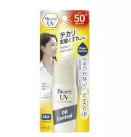 BIORE | ครีมกันแดดบิโอเร Uv Perfect Face Milk SPF50/PA+++ 30ml