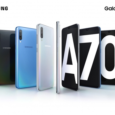 【Samsung 三星】Galaxy A70