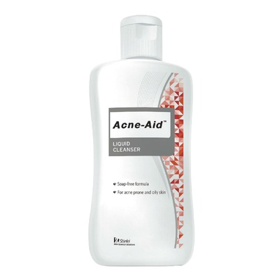 Acne Aid | Liquid Cleanser แอคเน่เอด ลิควิด คลีนเซอร์ สำหรับผิวเป็นสิว ผิวมัน