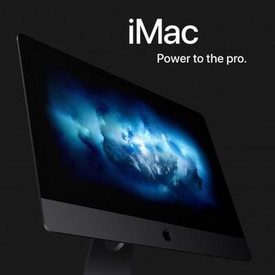【Apple】iMac Pro 27吋